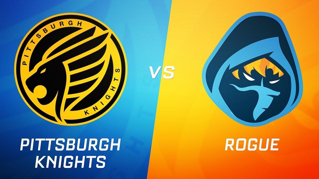 Download Pittsburgh Knights vs Rogue   RLCS Season 9   Doubleheader