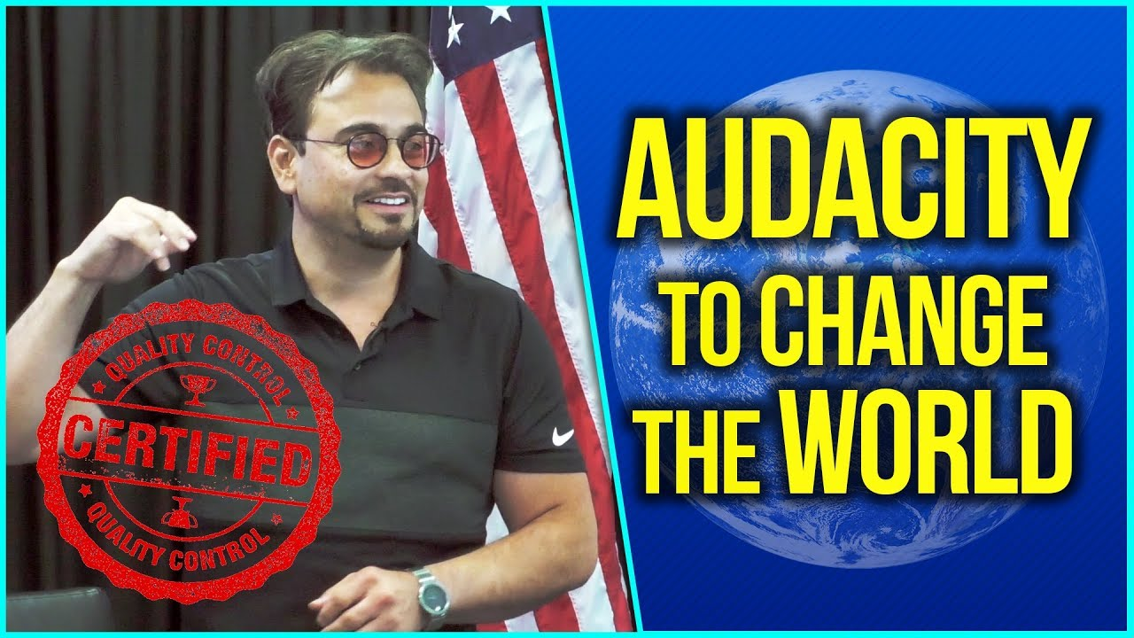 7 LIFE HACKS To MOTIVATE You To Change The WORLD!