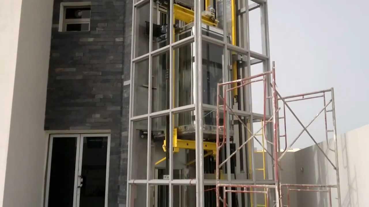 مصاعد أوروبا قطر مصعد خارجي Europe Elevators Co Mp4 Youtube
