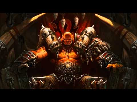 Garrosh Hellscream Tribute
