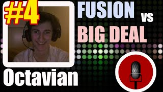 [FREE MIC #4] FUSION vs BIG DEAL (w Chaox) cast by Octavian | NA Ranked 5 Patch 4.21 | 1080p 60FPS