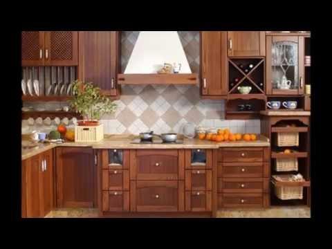 Medio a o medio precio 01 doovi for Ver muebles de cocina de madera