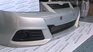 видео Бампера на ВАЗ 2110