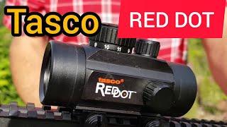 Tasco red-dot review