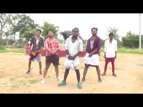 BOMBAY POTHAVA RAJA...COVER SONG (Paperboy) MOVIE  DANCE ACADEMY ADILABAD