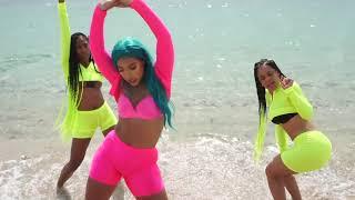 Saweetie My Type Challenge On MIAMI BEACH | Mekke'l Carter