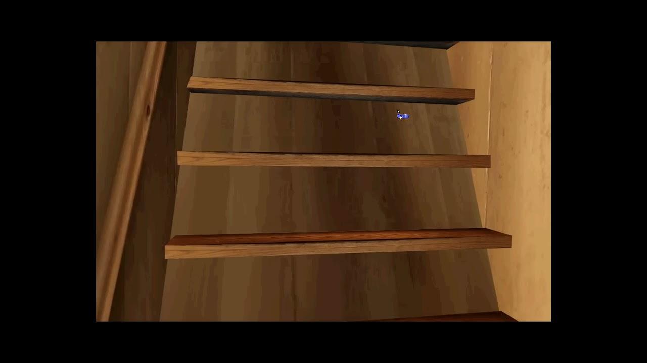 Anne Frank's Secret Annex 3D/HD - YouTube