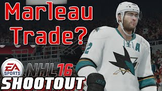 Patrick Marleau Available? - NHL 16 - Shootout Commentary ep. 17
