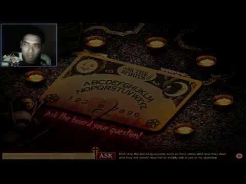Jugando a la Ouija a medianoche | En directo