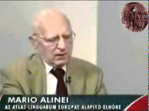 Prof.Mario Alinei: Etruscans were Hungarians