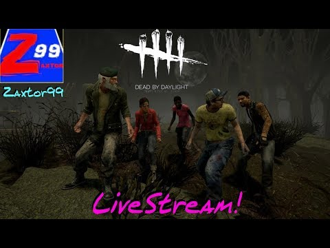 Weekend Ending Dead By Daylight On This Sunday Night! - LiveStream!