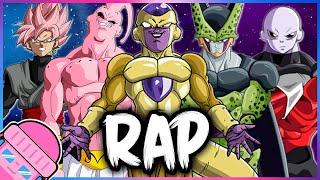 Dragon Ball Villain Rap Cypher | GameboyJones ft. RUSTAGE, Daddyphatsnaps, NLJ, NerdOut! & more