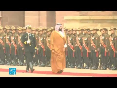 خروج عن البروتوكول في الهند عند استقبال ولي العهد السعودي  - نشر قبل 2 ساعة