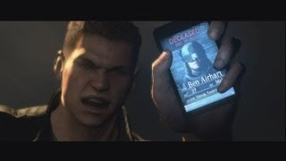 """Resident Evil 6 - Chris Redfield Campaign - Episode 4 """"Big Arm Dude WTF!"""""""