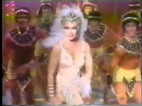 Mitzi Gaynor finds herself in an Egyptian Discotheque