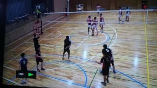 スプリングカップ調布南vs工学院2セット目 1