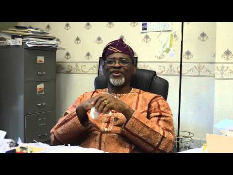 Dr. Georges O Alabi bares all to AfricaWorld Newspaper