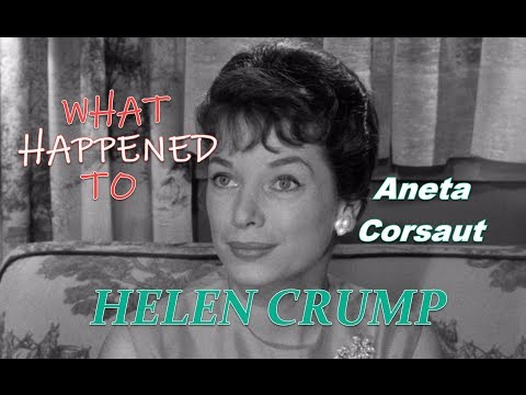 What Happened To Helen Crump (Aneta Corsaut)?
