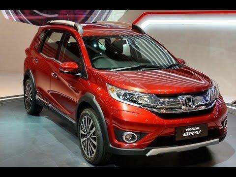 First Look of Honda Small SUV - Called BRV- Hyundai Creta Competitor ...