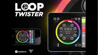 Loop Twister (for iPhone) - audio demo