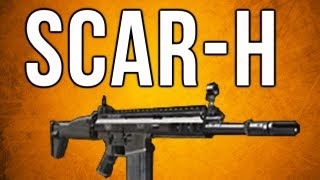 Black Ops 2 In Depth - Scar-H Assault Rifle Review