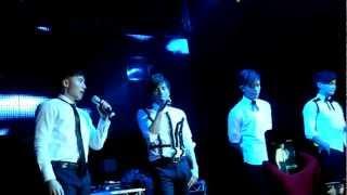 Lollipop F (棒棒堂) - 還要一起衝 - Live at Sydney Home Bar