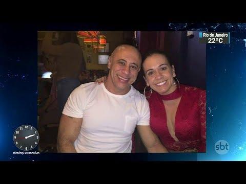 RJ: Delegado comete suicídio após atirar na própria esposa | SBT Notícias (06/10/17)