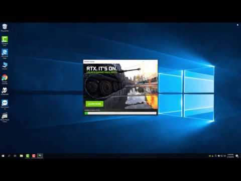 How to Download & Install Nvidia Drivers 2019