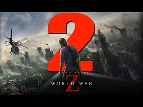World War Z 2 Official Trailer #1 (2017) - Brad Pitt