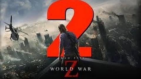 World War Z 2 Official Trailer #1 (2017) - Brad Pitt