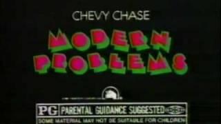 Modern Problems (1981) (TV Spot)
