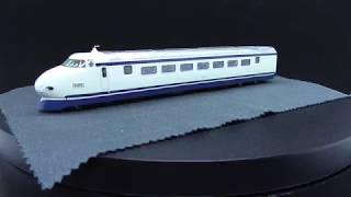 MICRO ACE A6530 新幹線1000形・A編成・改良品を回転台で観賞