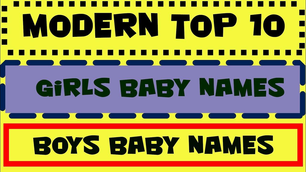 top 10 girl names 2020