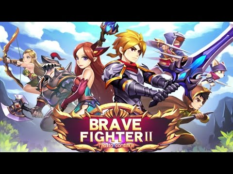 Brave Fighter 2:Frontier Android GamePlay (By JOYNOWSTUDIO)