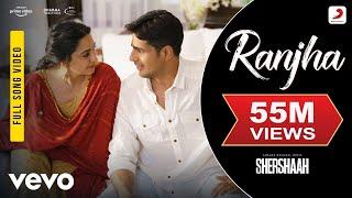 Ranjha - Full Song|Shershaah|Sidharth -Kiara|B Praak|Jasleen Royal|Anvita Dutt