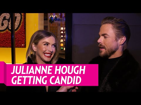 Julianne Hough Reveals Why She Got So Candid With Fans In 2019