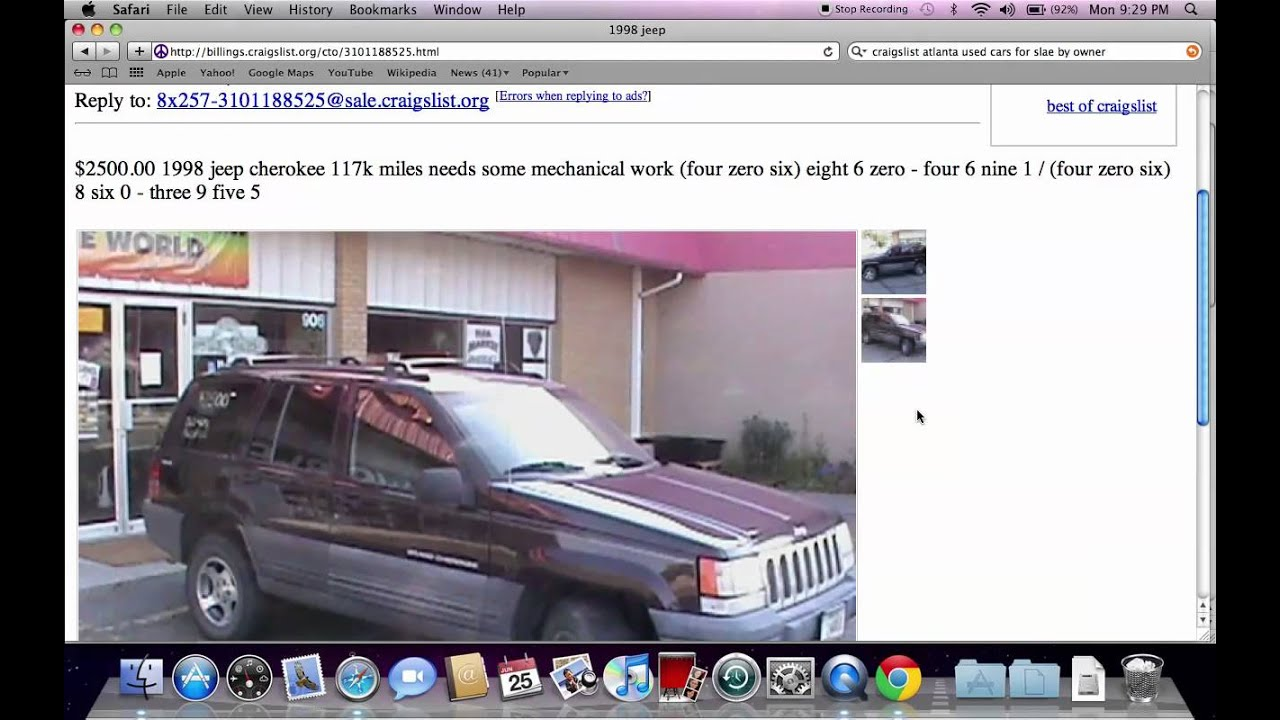 Craigslist Arkansas Cars And Trucks By Owner: Craigslist Billings Used Cars