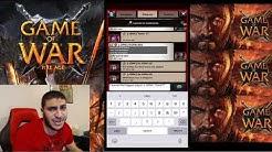Super Wonder Win Recap, Biggest burn in Game of War?