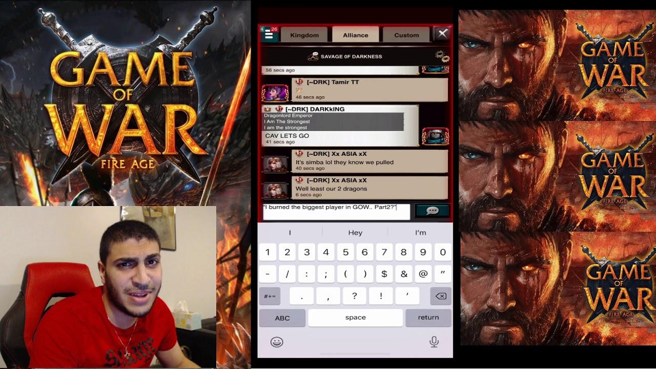 Download Super Wonder Win Recap, Biggest burn in Game of War?