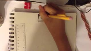How to draw minecraft Steve