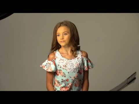 Preteen Fashion Shoot - Featuring Tori Brown - Cook Studio thumbnail