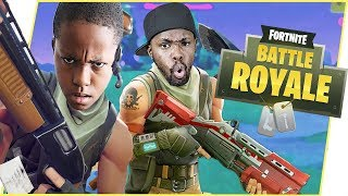 BROTHERS HOPE FOR THEIR FIRST FORTNITE WIN! - FortNite Battle Royale Ep.13