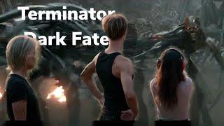 Terminator Dark Fate official trailer 2 Aug 30th version 2