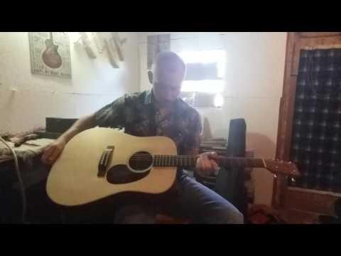 Martin X Series Custom X Acoustic Electric Guitar Demo