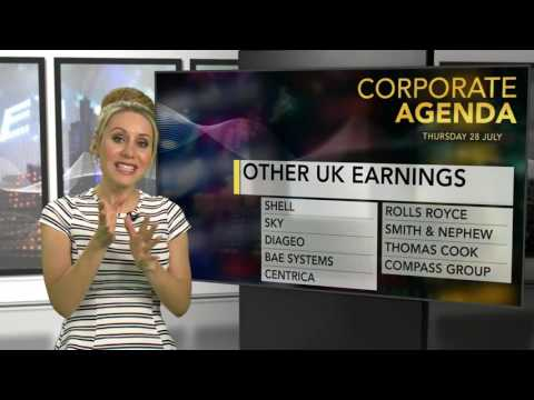 What corporate news to watch on Thursday  Alphabet  Amazon  Lloyds and Anglo Ame