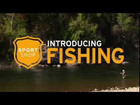 Introducing Fishing from Eddie Bauer Sport Shop