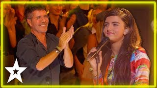 Simon Cowell's Favourite Song NEVER Heard Before! | Kids Got Talent