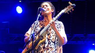 Nneka - Shining Star live at Eutropia Festival 2015