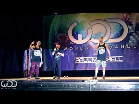 World of Dance New York 2012: Mari Koda of Step Up Revolution Addresses the Audience