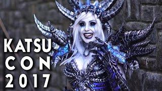 KATSUCON 2017 - So Much Cosplay! 4k + HD